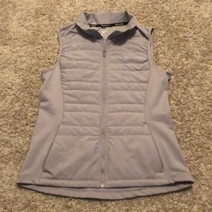 Nike Running Vest • Grey • Size Small